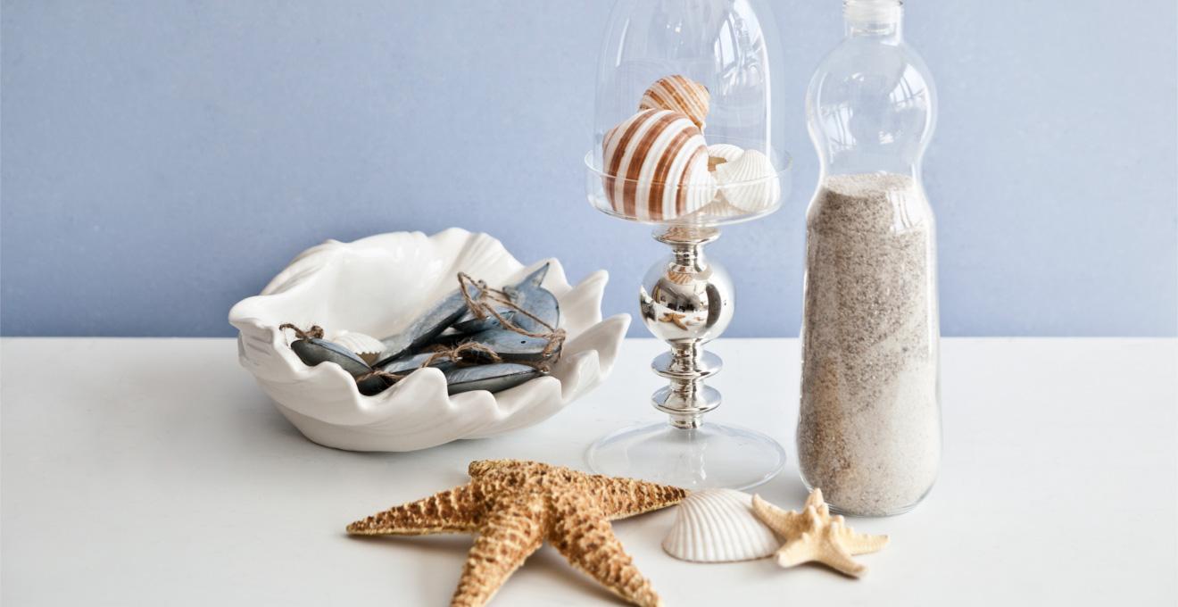 vannaya v morskom stile - Идеи для декора в морском стиле