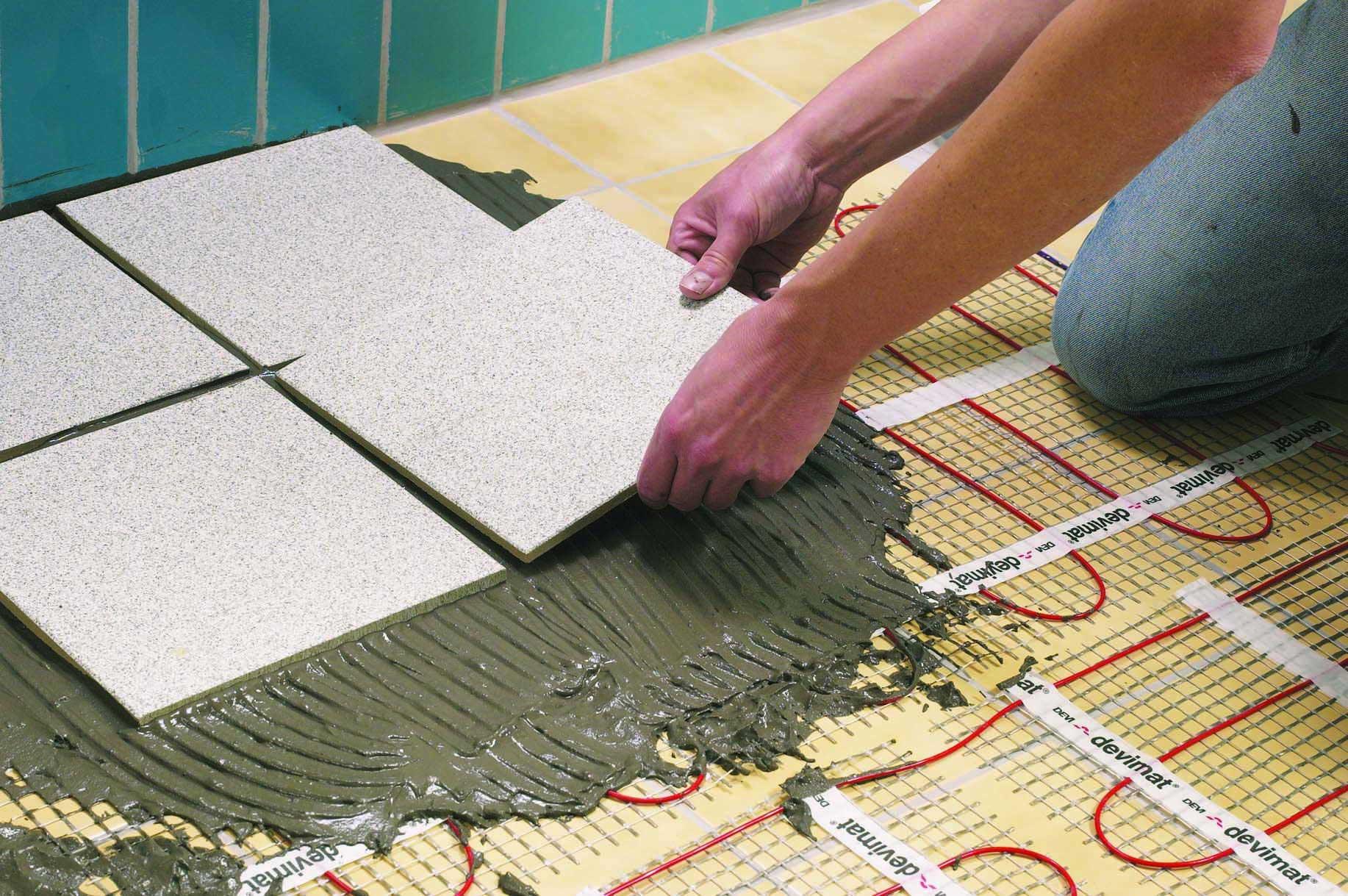 2012 12 20 ykladka plitki na pol - Идеи для ремонта прихожей своими руками
