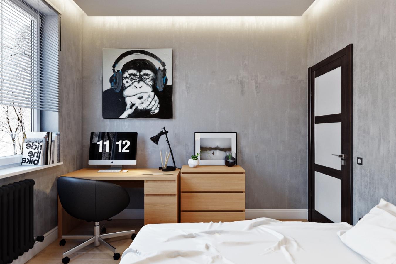 2017 12 11 5a2ebd6878ace - Интерьер юношеской комнаты