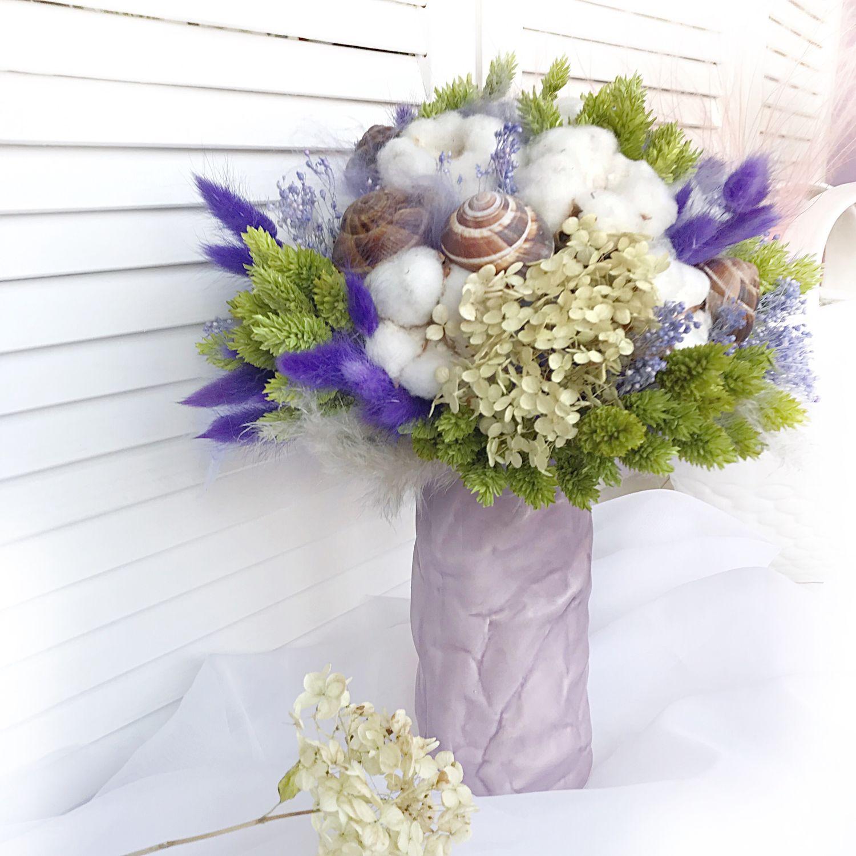 be9c2bb0e327d65b9e002701f10l tsvety i floristika vesennyaya kompozitsiya suhotsvety v vaze - Декор ваз своими руками: 7 свежих идей