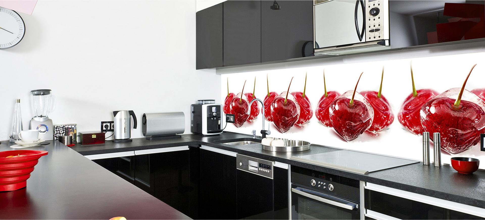 kuhonnyj fartuk s fotopechatyu1 - Фотообои на кухне – создаем оригинальный интерьер