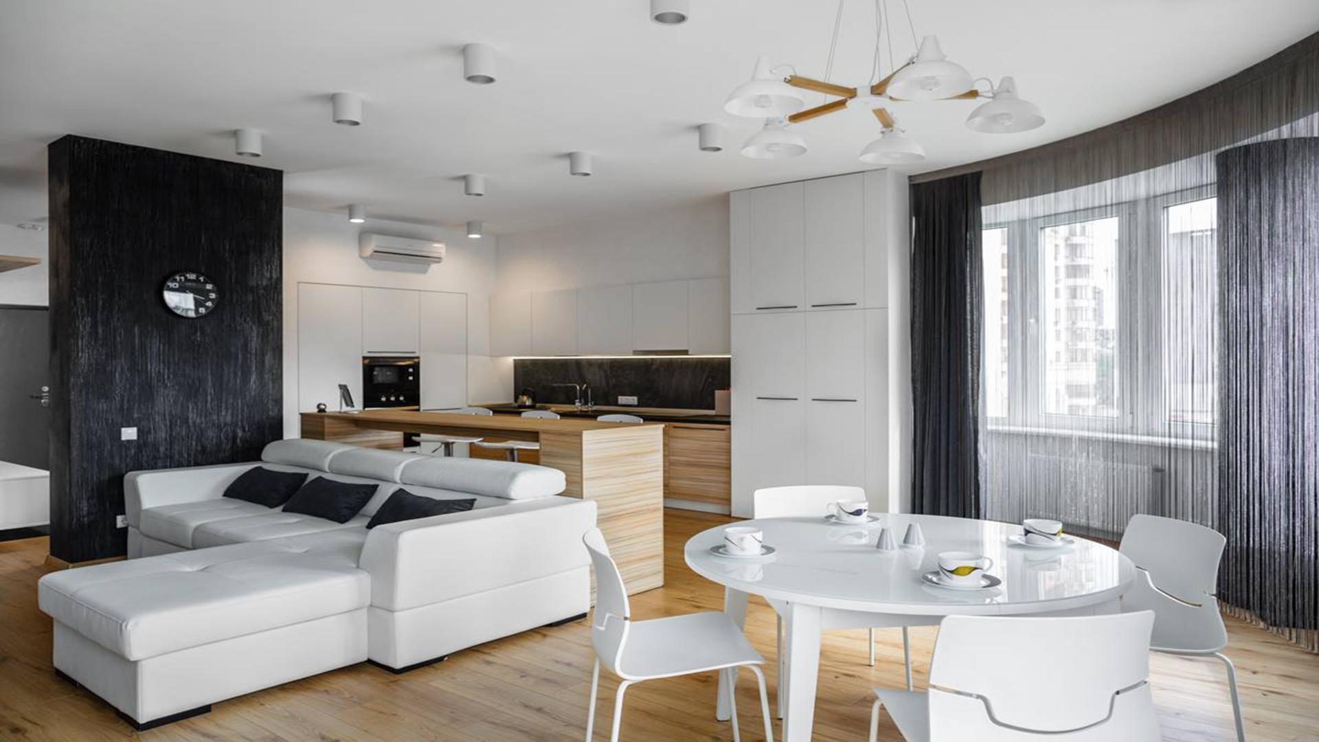 kvartira studiya - Идеи интерьера для квартиры-студии