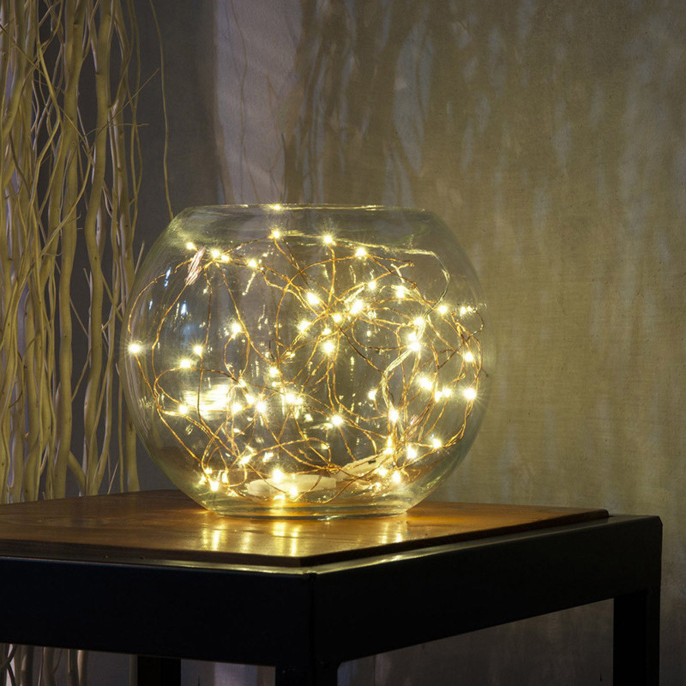 light2 - Декор ваз своими руками: 7 свежих идей