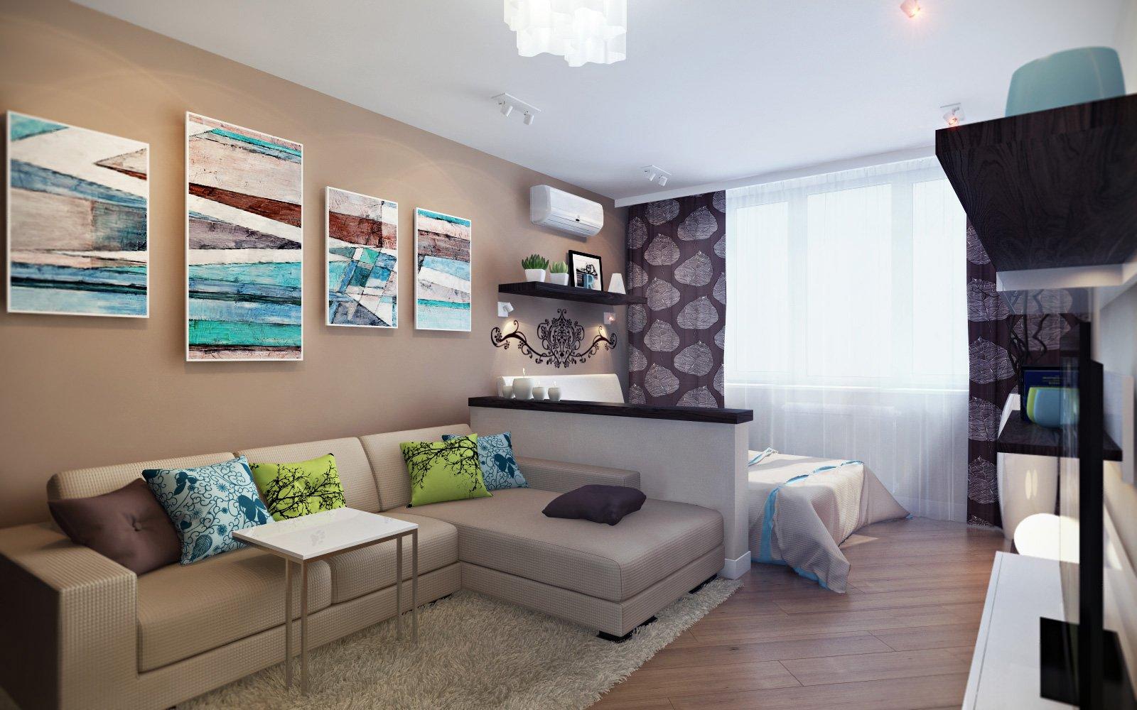 pm3 denis gost 2012 11 01 0031 - Идеи интерьера однокомнатной квартиры