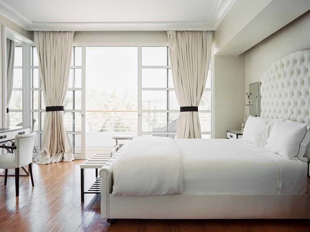 belaya spalnya - Интерьер спальни в белых тонах