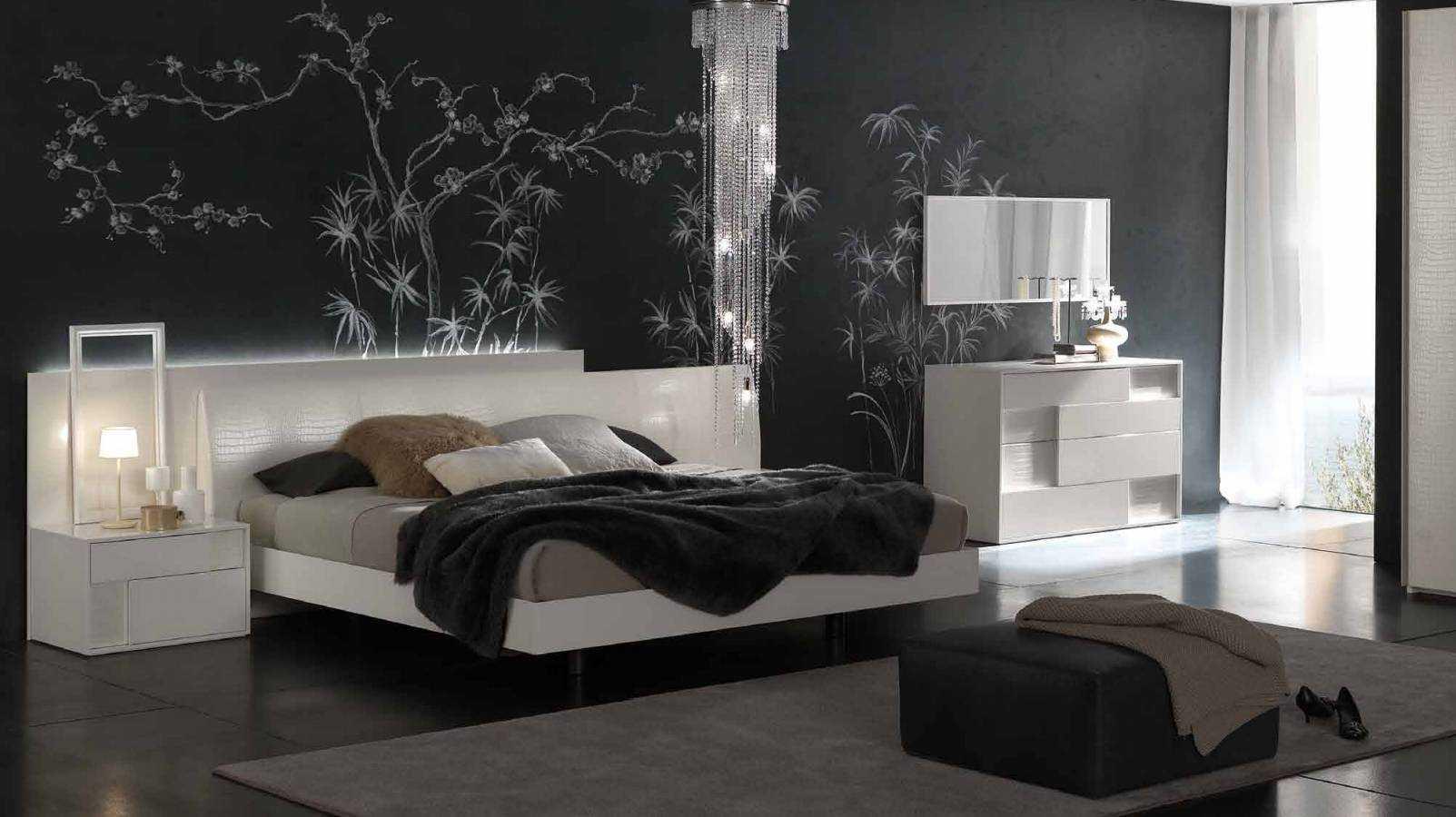 dizain spalni 4 - Идеи для ремонта спальни своими руками