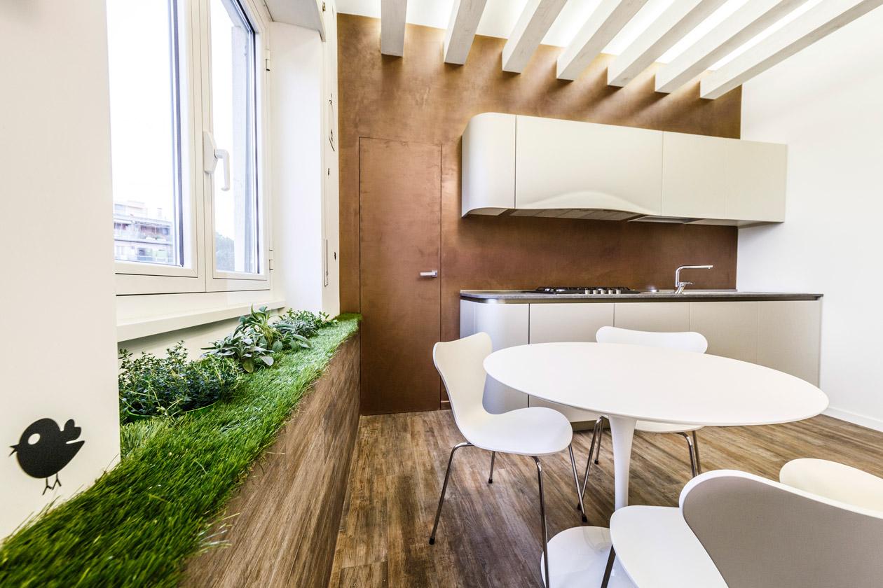 interyer kvartiry v eko stile 01 - Интерьер в стиле лофт