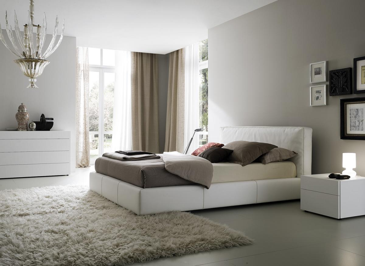 kovrolin dlya spalni 2 - Идеи для ремонта спальни своими руками