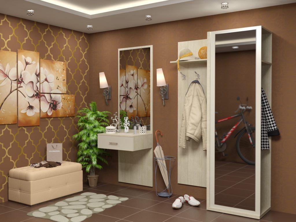 mebel dly prihogey 08 1024x768 - Идеи для ремонта коридора в квартире