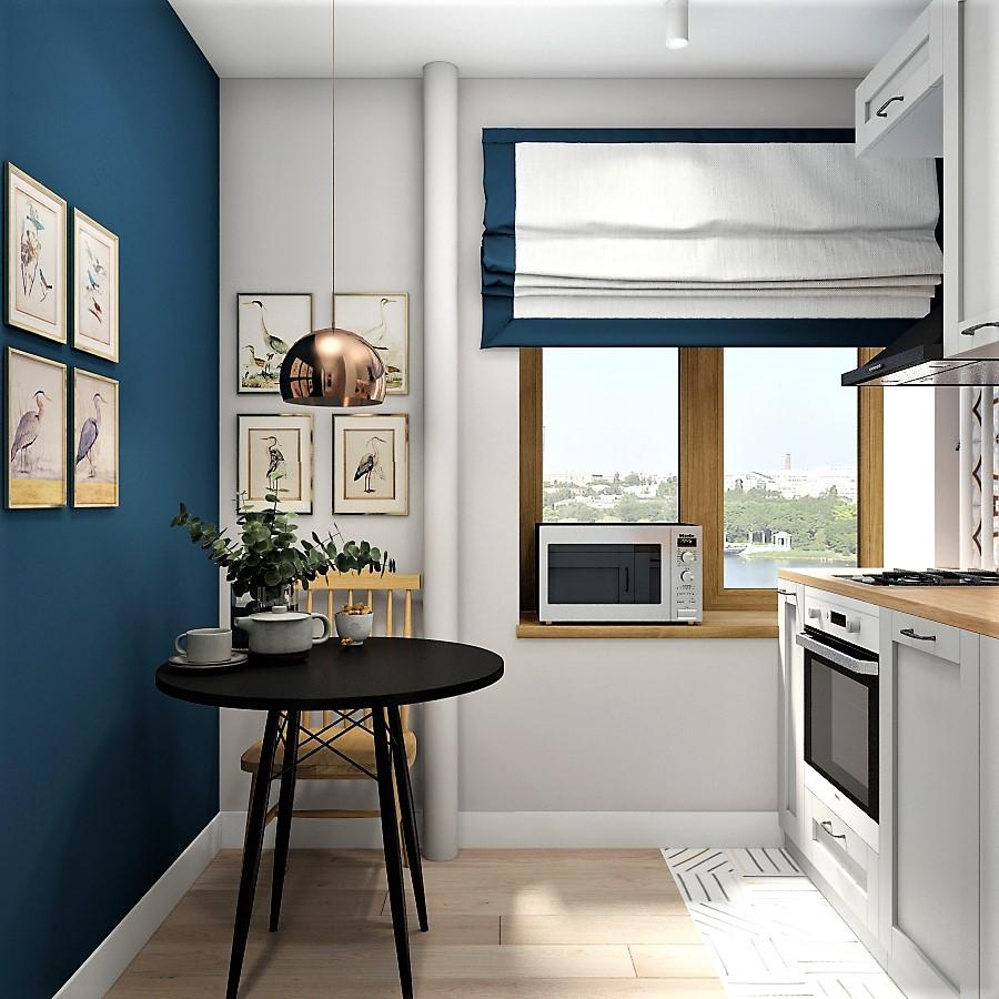 orig 1 - Идеи интерьера маленькой кухни
