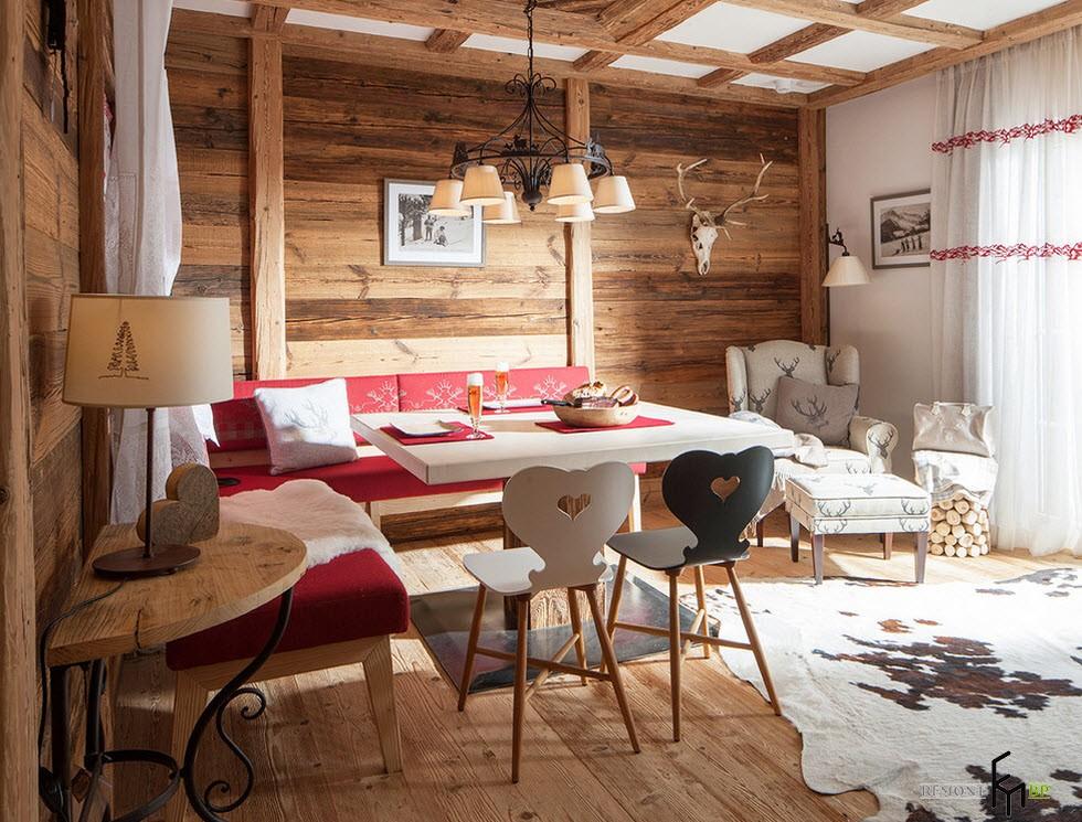 orig - Идеи ремонта интерьера маленького загородного дома