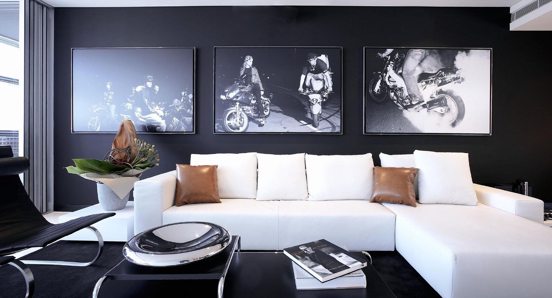 poster - Черно-белые картины или постеры для декора интерьера