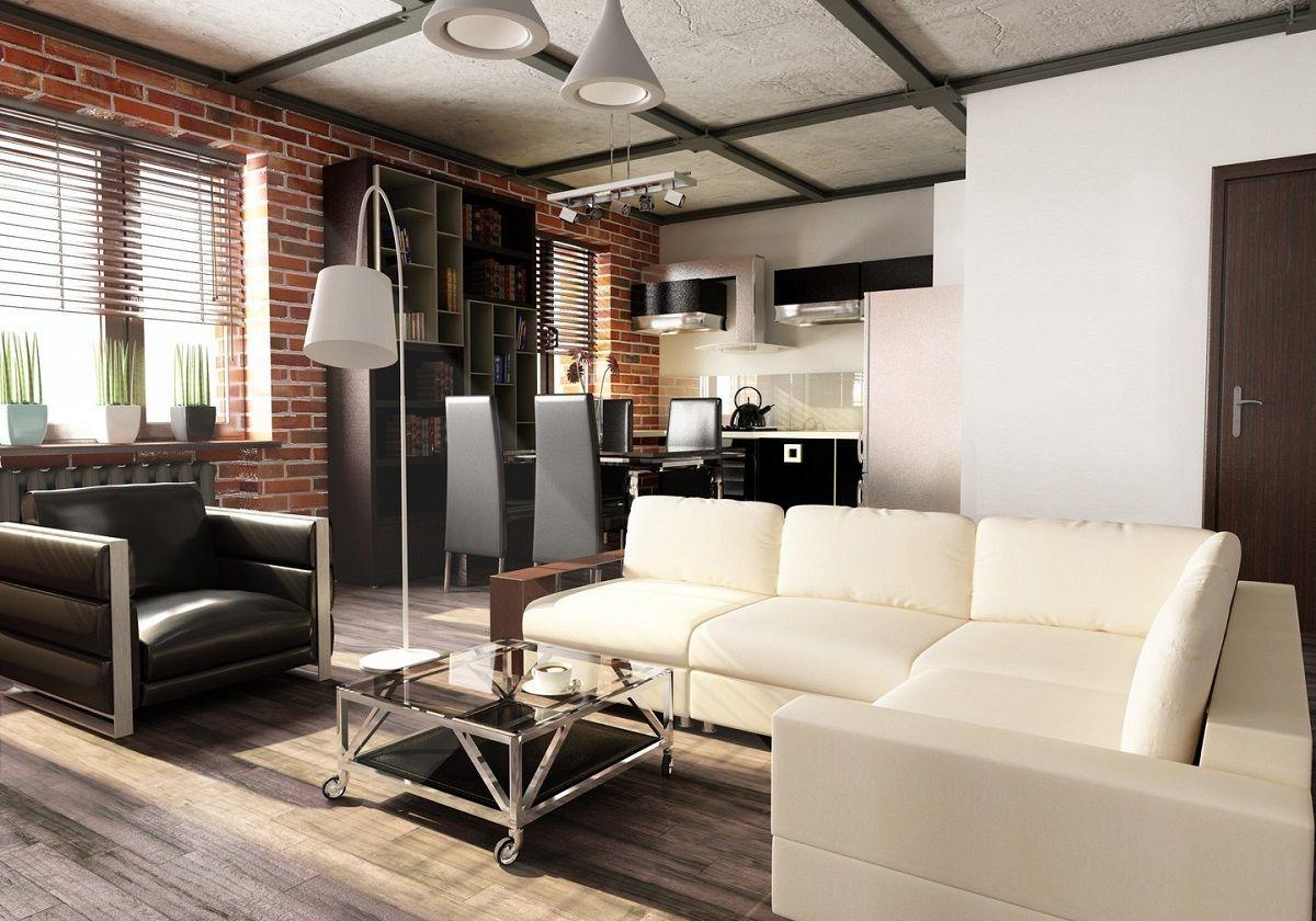 1479319793 dizayn kvartiry studii 7 - Идеи для ремонта квартиры-студии