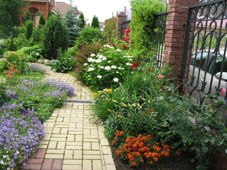 15 smebordurb - Ландшафтный дизайн сада и огорода своими руками