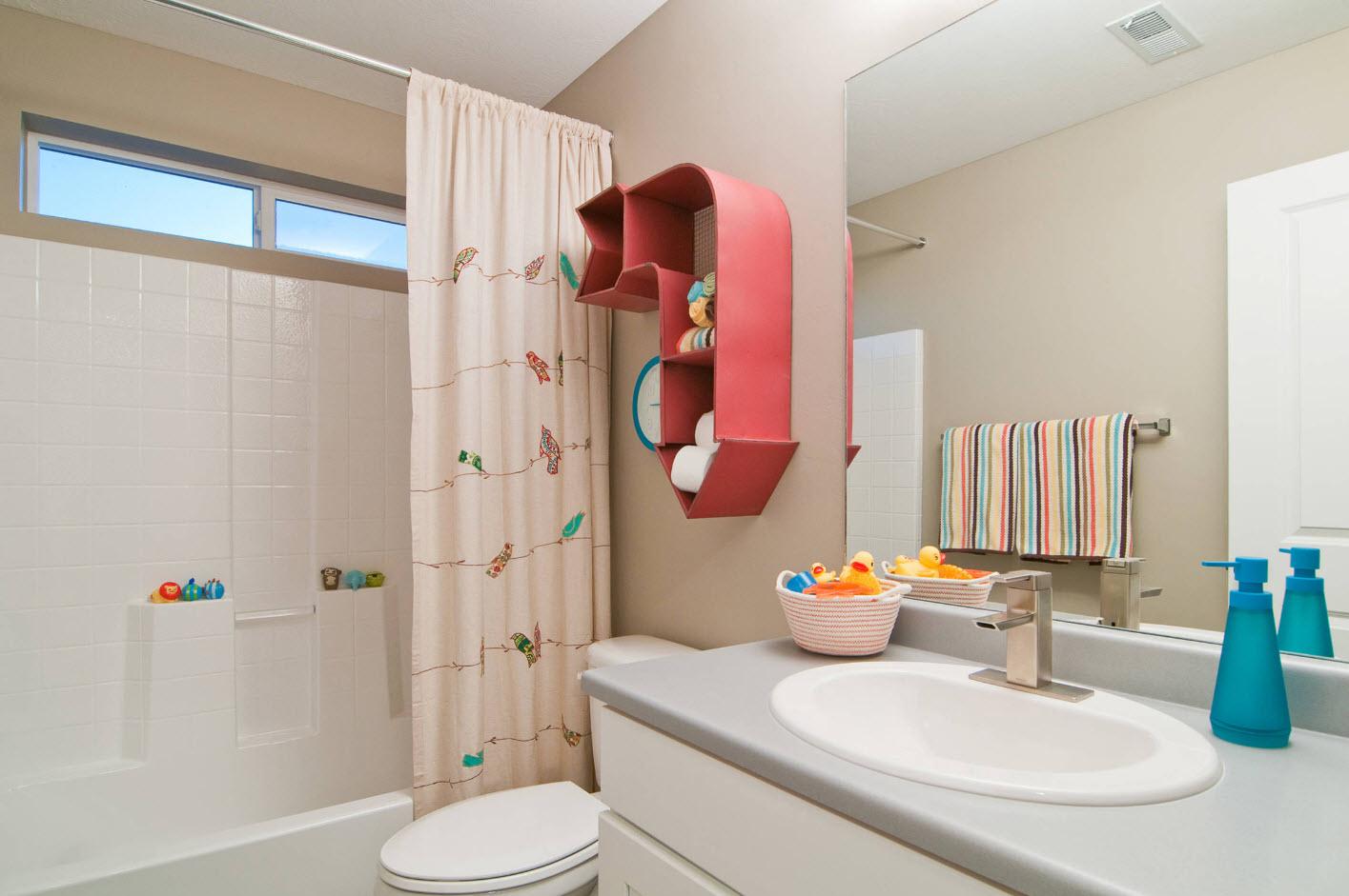 16 7 - Идеи и советы для ремонта в ванной комнате