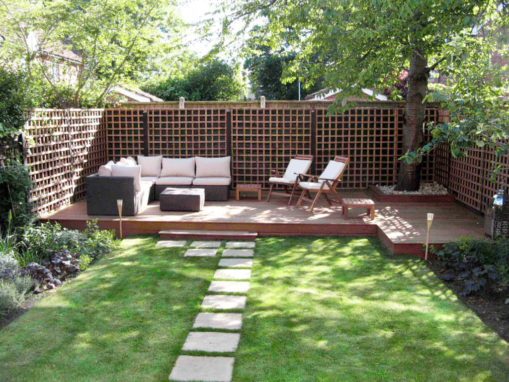 1600 1200 2 1024x768 - Ландшафтный дизайн сада и огорода своими руками