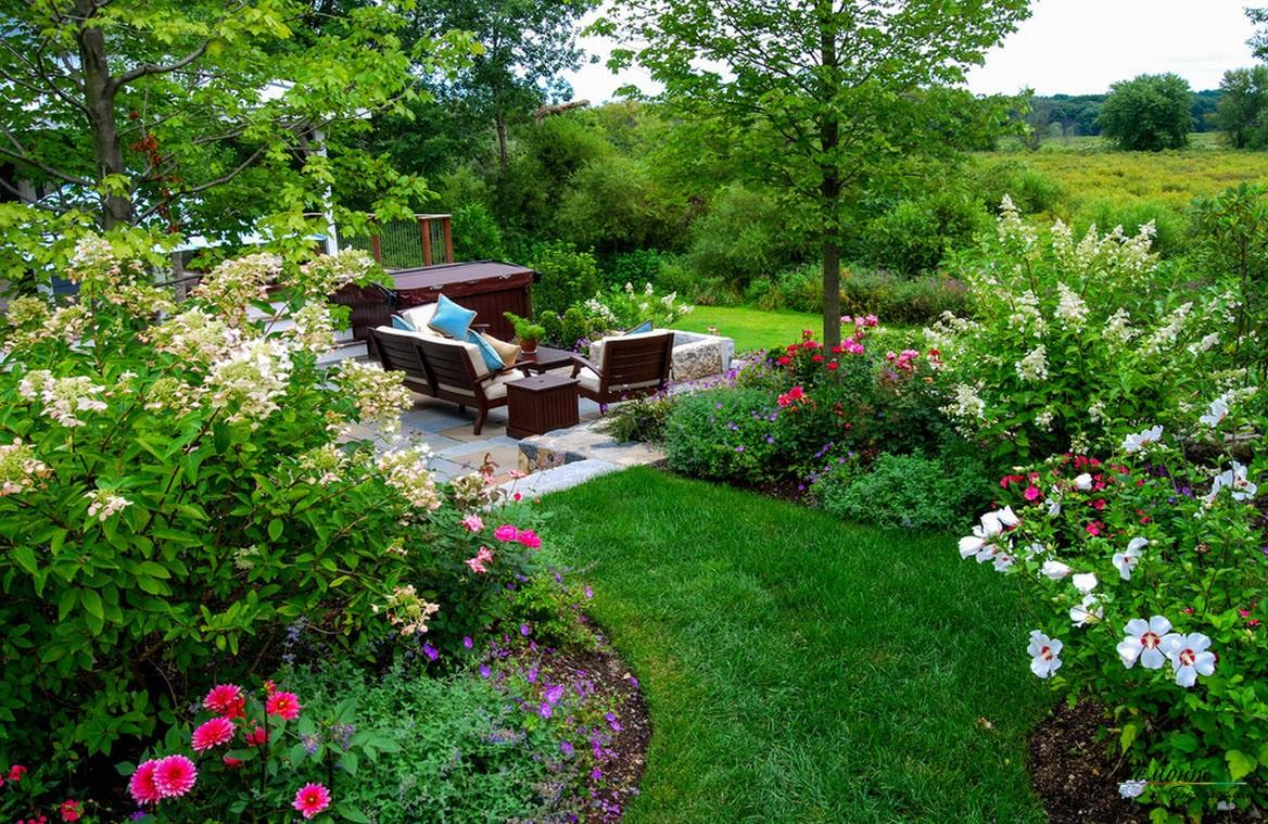 1956 - Ландшафтный дизайн сада и огорода своими руками