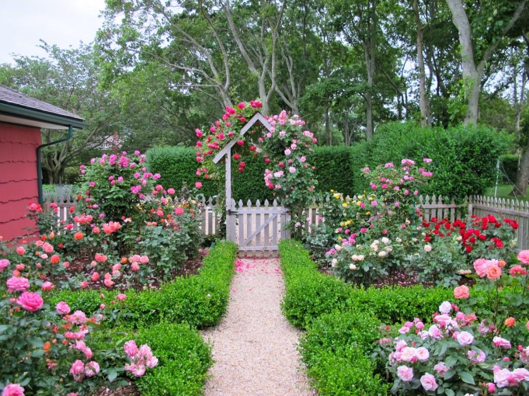 2ceb286161 - Ландшафтный дизайн сада и огорода своими руками