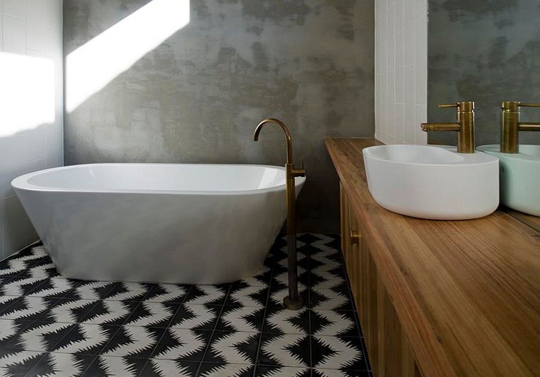 3 3 - Идеи и советы для ремонта в ванной комнате