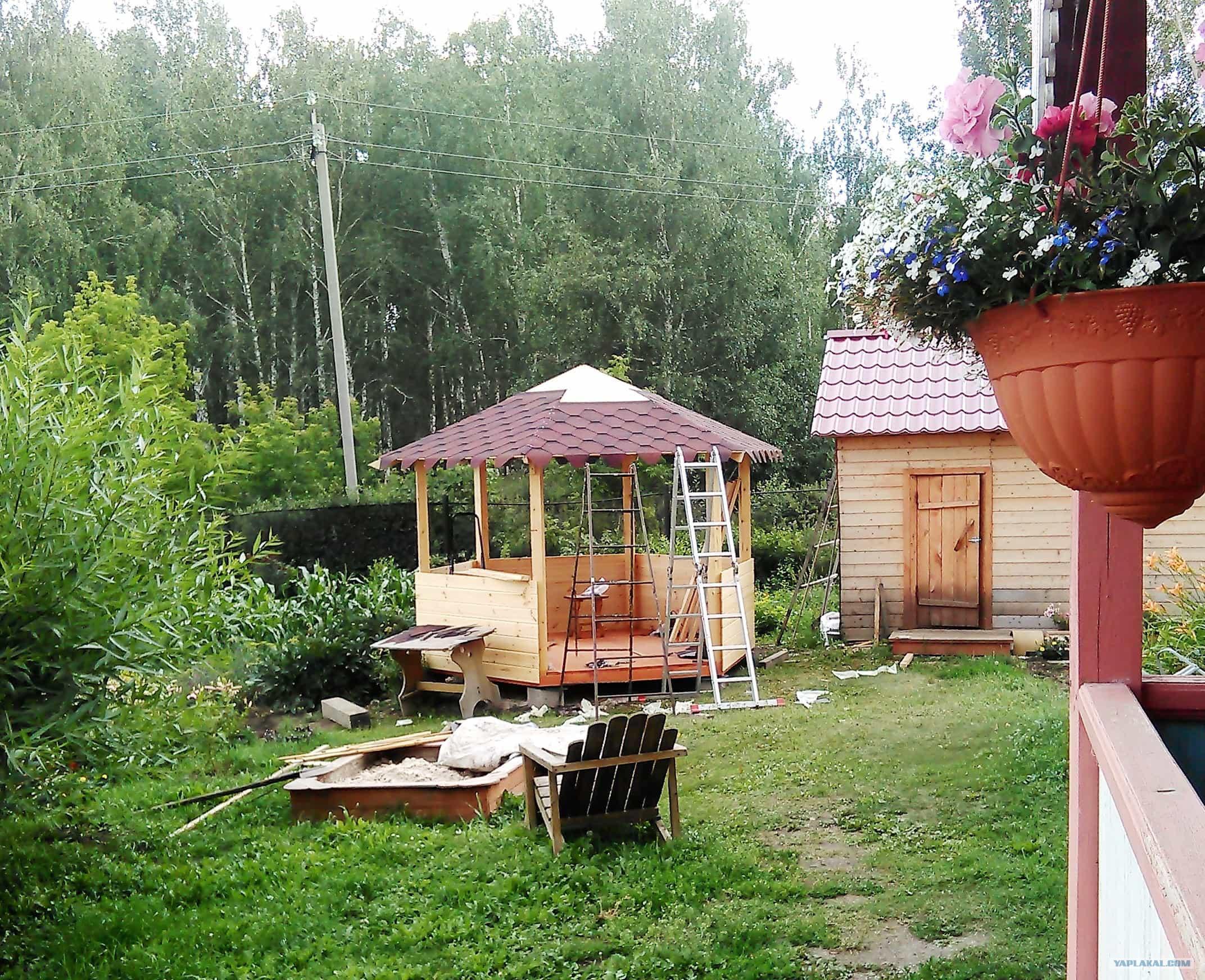 9226389 - Ландшафтный дизайн сада и огорода своими руками