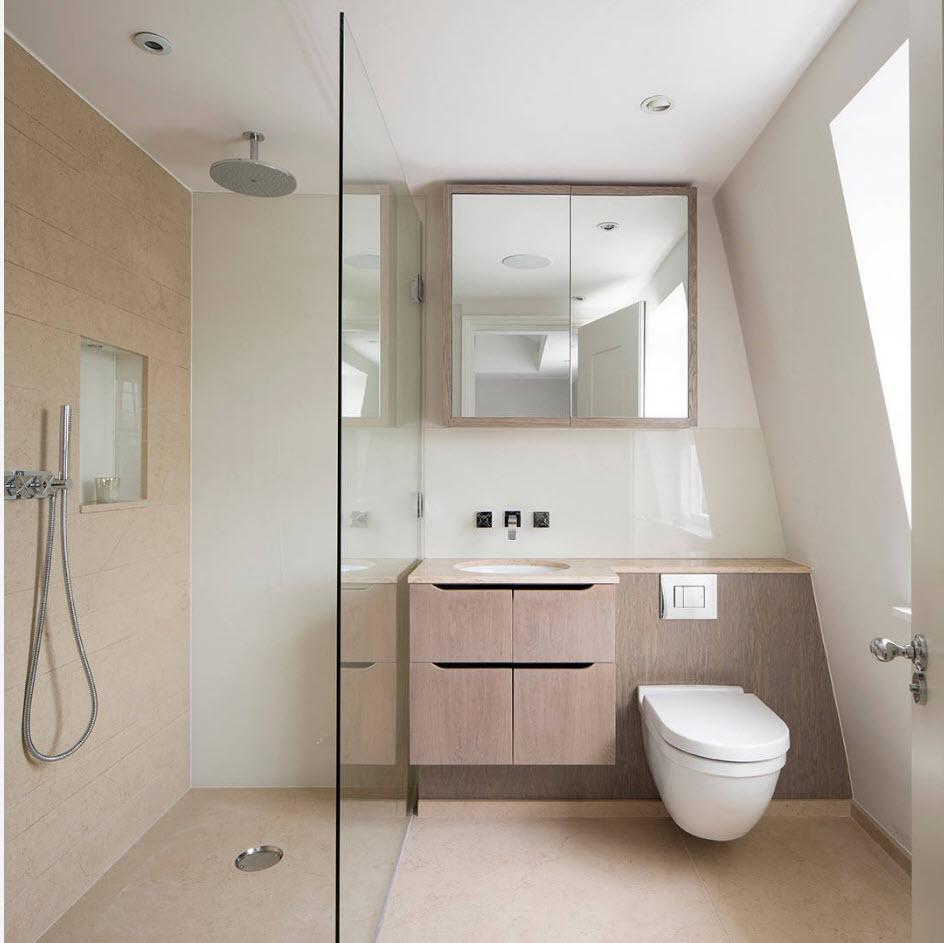 96 3 - Идеи для ремонта в маленькой ванной