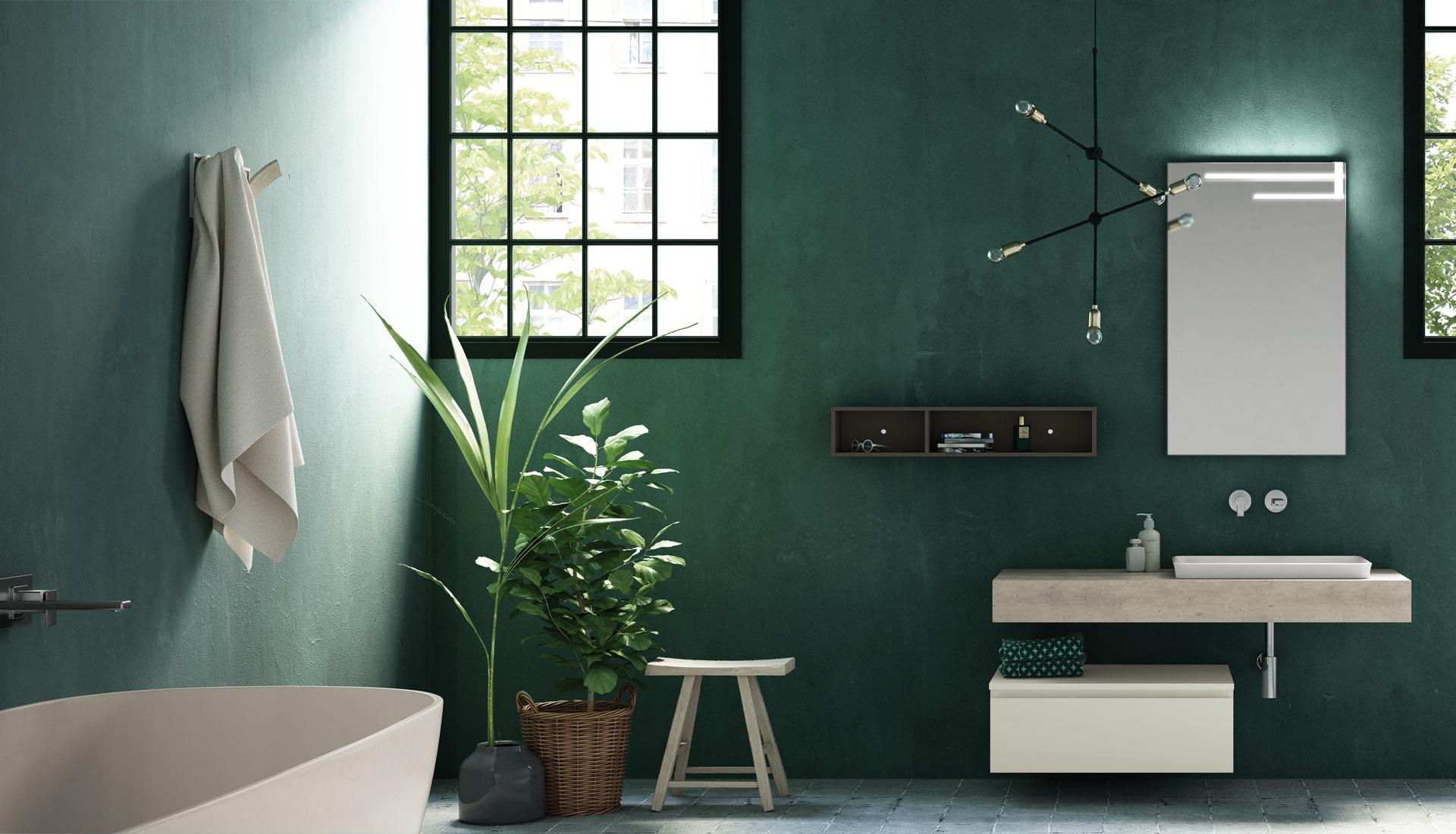 arredobagno gola nw1 generale - Идеи и советы для ремонта в ванной комнате