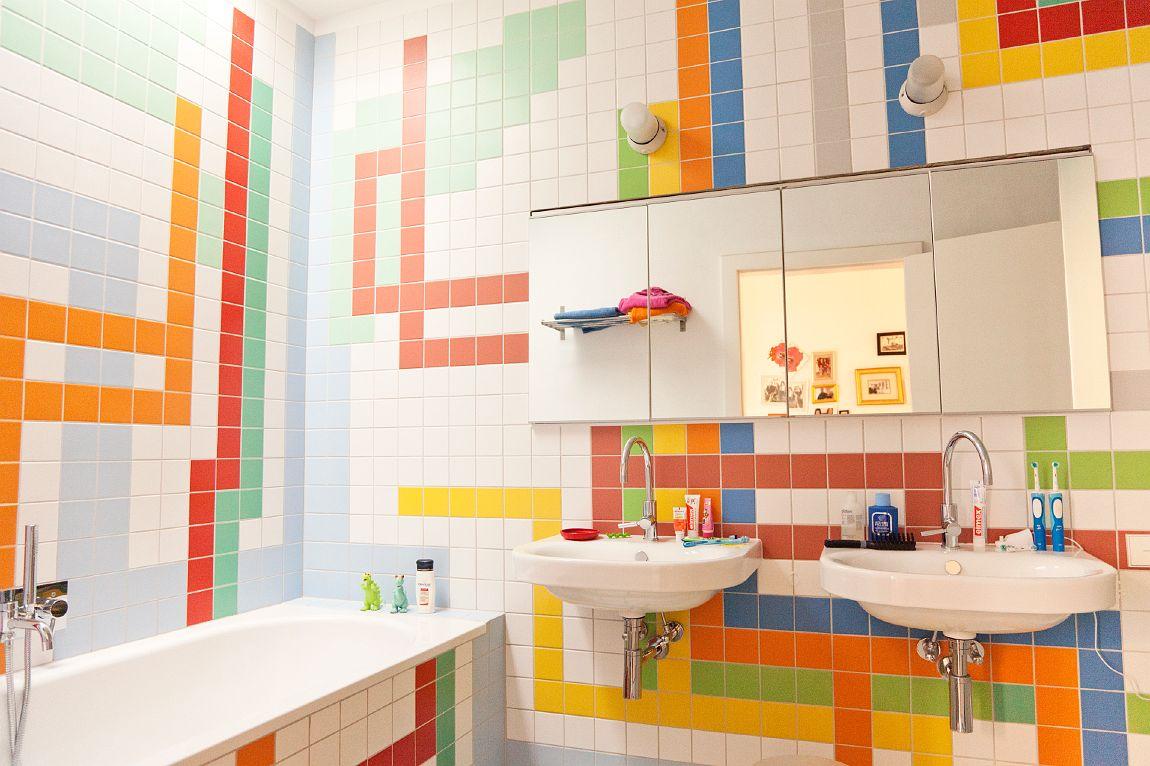 bright bathroom - Идеи и советы для ремонта в ванной комнате