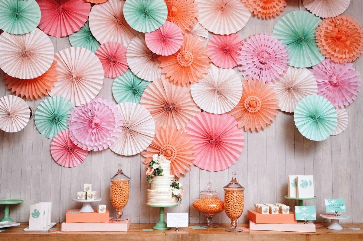 dekor iz bumagi - Декор для дома своими руками из бумаги