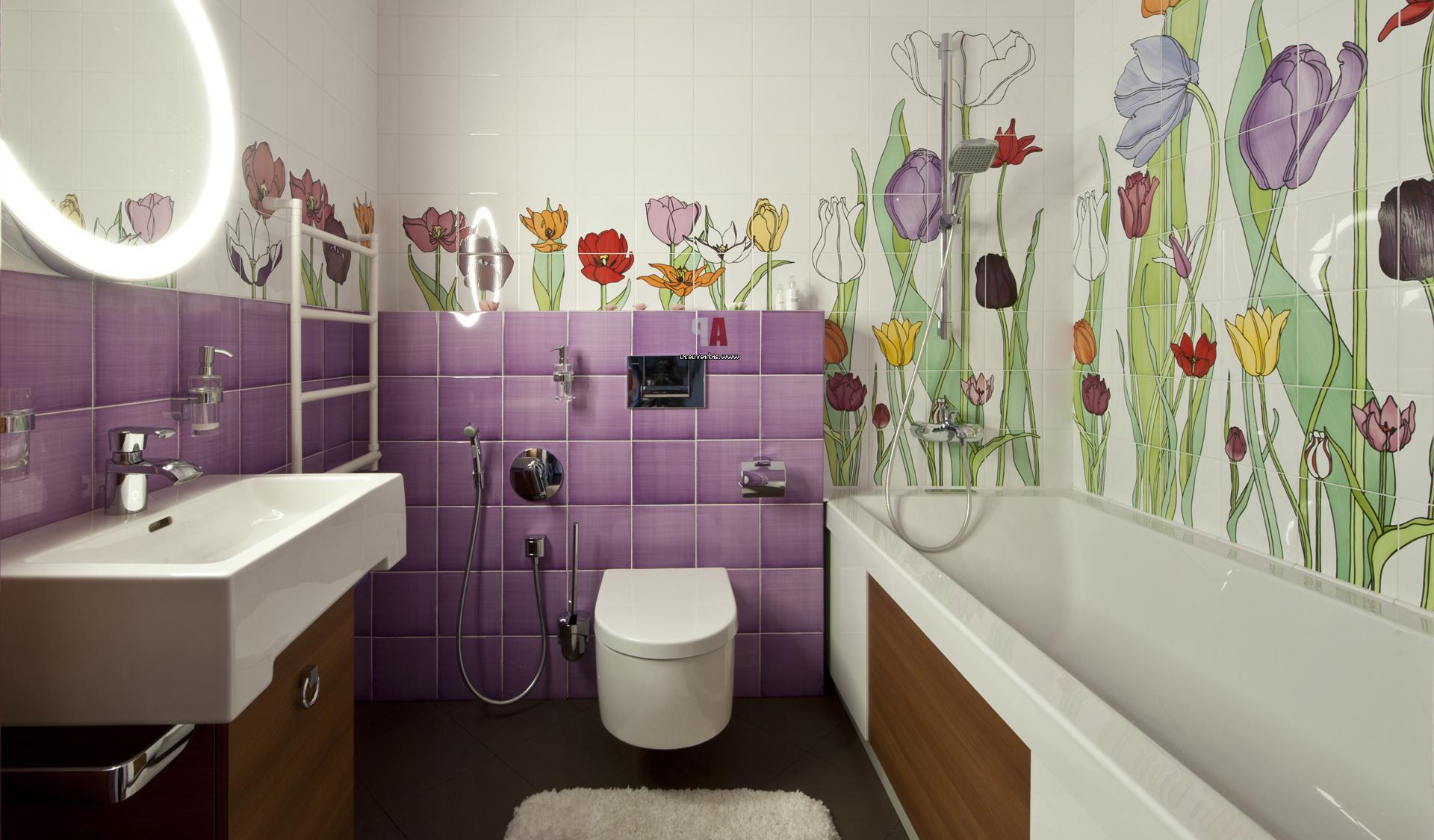 dizajn malenkoj vannoj komnaty 1 - Идеи и советы для ремонта в ванной комнате