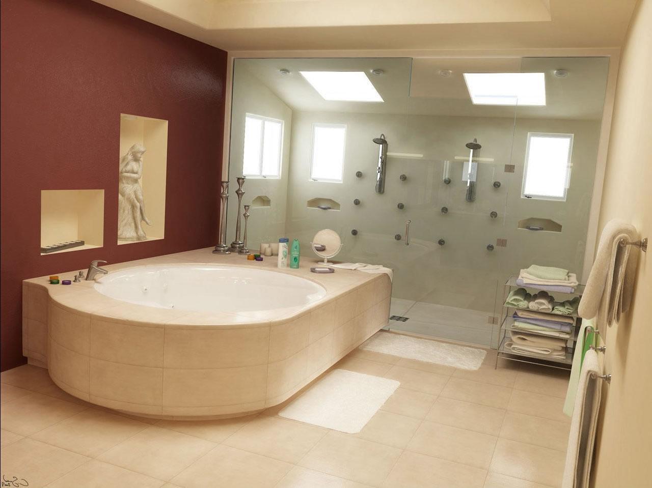 dizayn vannoy komnati v grecheskom stile - Идеи и советы для ремонта в ванной комнате