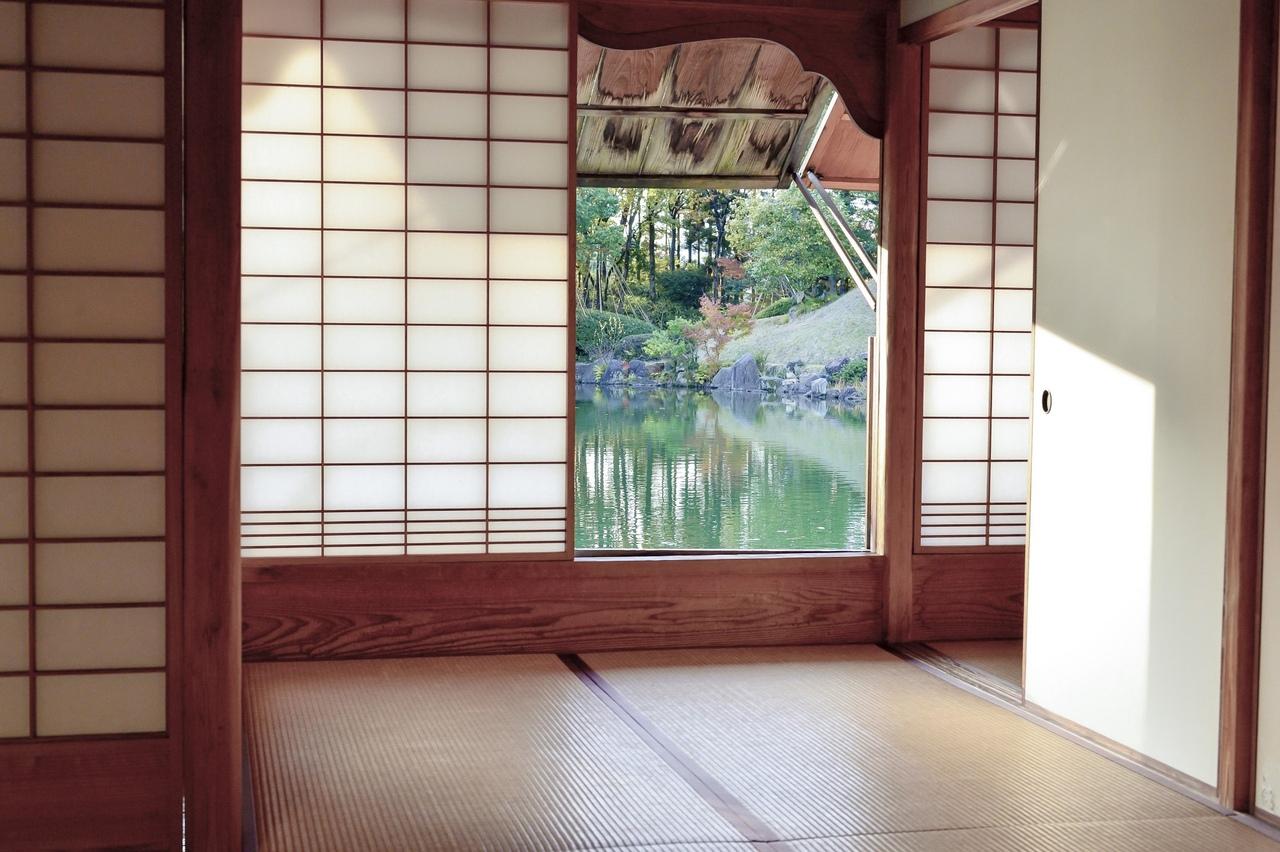 ikhhk zohs0 - Интерьер дома в японском стиле