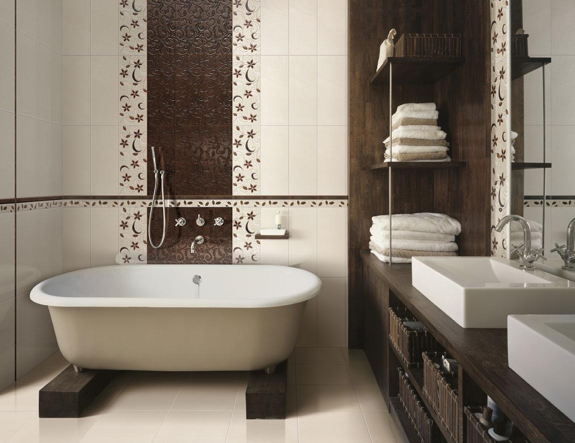 koncepciya vannoj v kvartire v temnom cvete - Идеи и советы для ремонта в ванной комнате