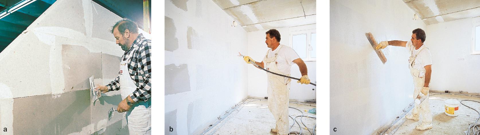 kv - Выравнивание стен своими руками