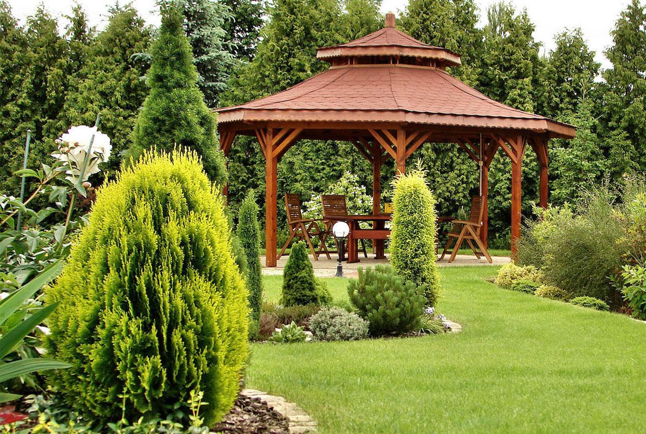 landshaftnyi dizain dachnogo uchastka - Ландшафтный дизайн сада и огорода своими руками