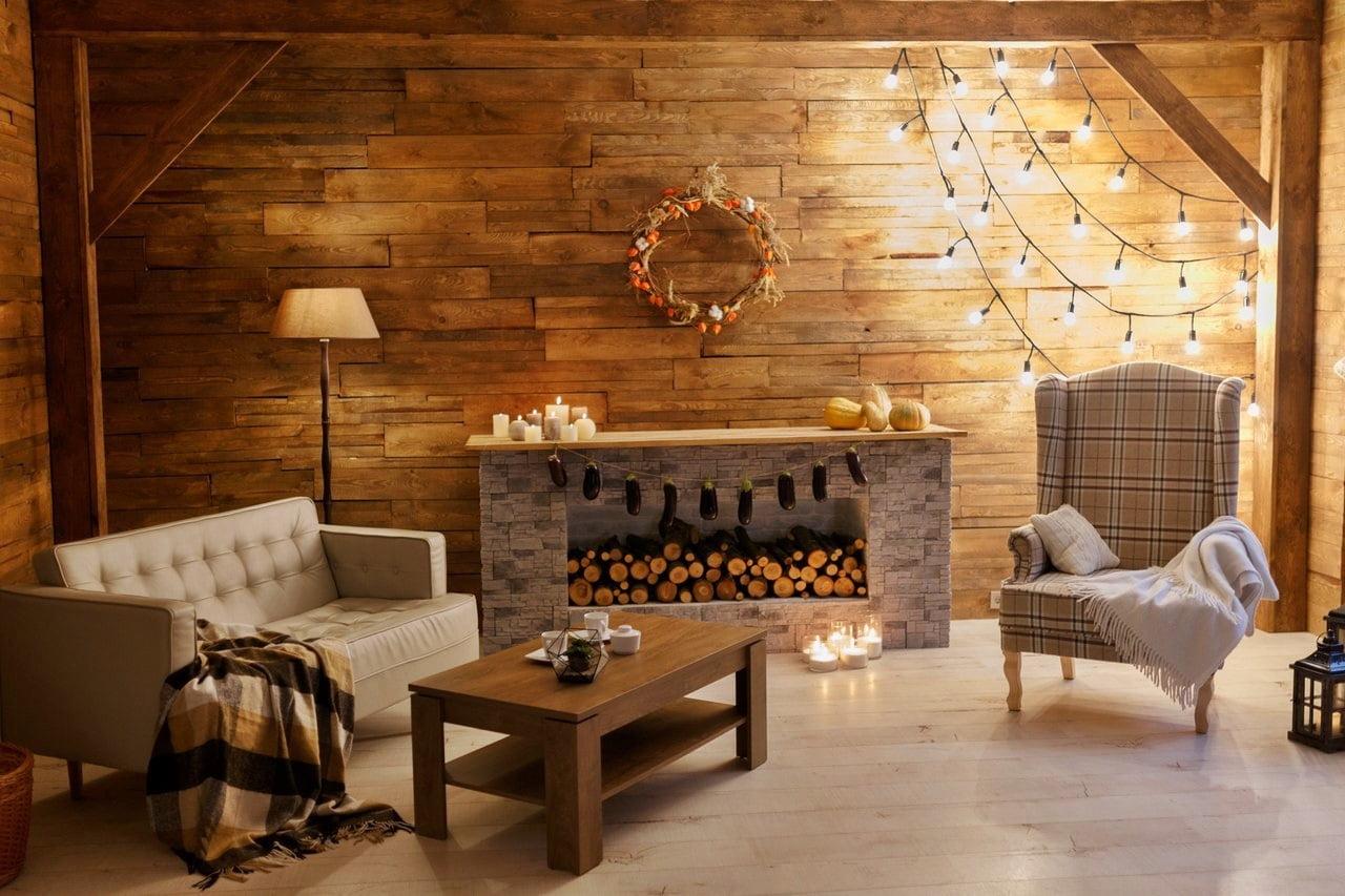 svetilniki v hjugge interere - Идеи уютных интерьеров квартиры