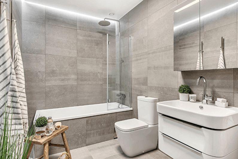 top 523 - Идеи интерьера ванной комнаты