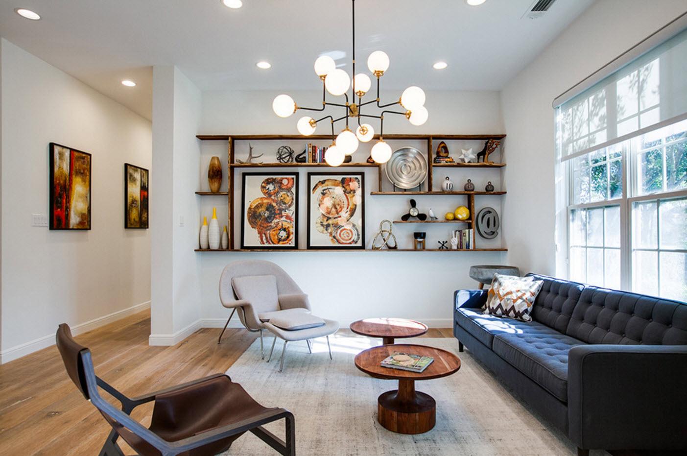 71 3 - Идеи интерьера двухкомнатной квартиры