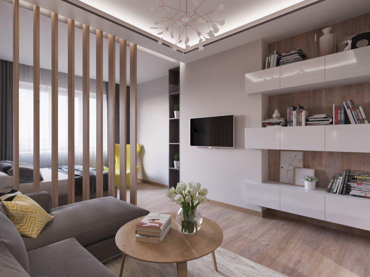 8fb3eb40bac50d5466bfaba6f329c47d - Идеи интерьера двухкомнатной квартиры