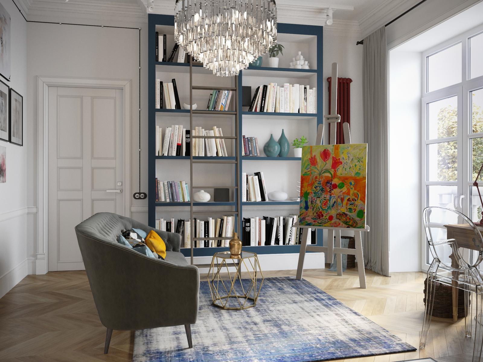 fbc5b3f0ea1c8fd - Идеи интерьера трехкомнатной квартиры