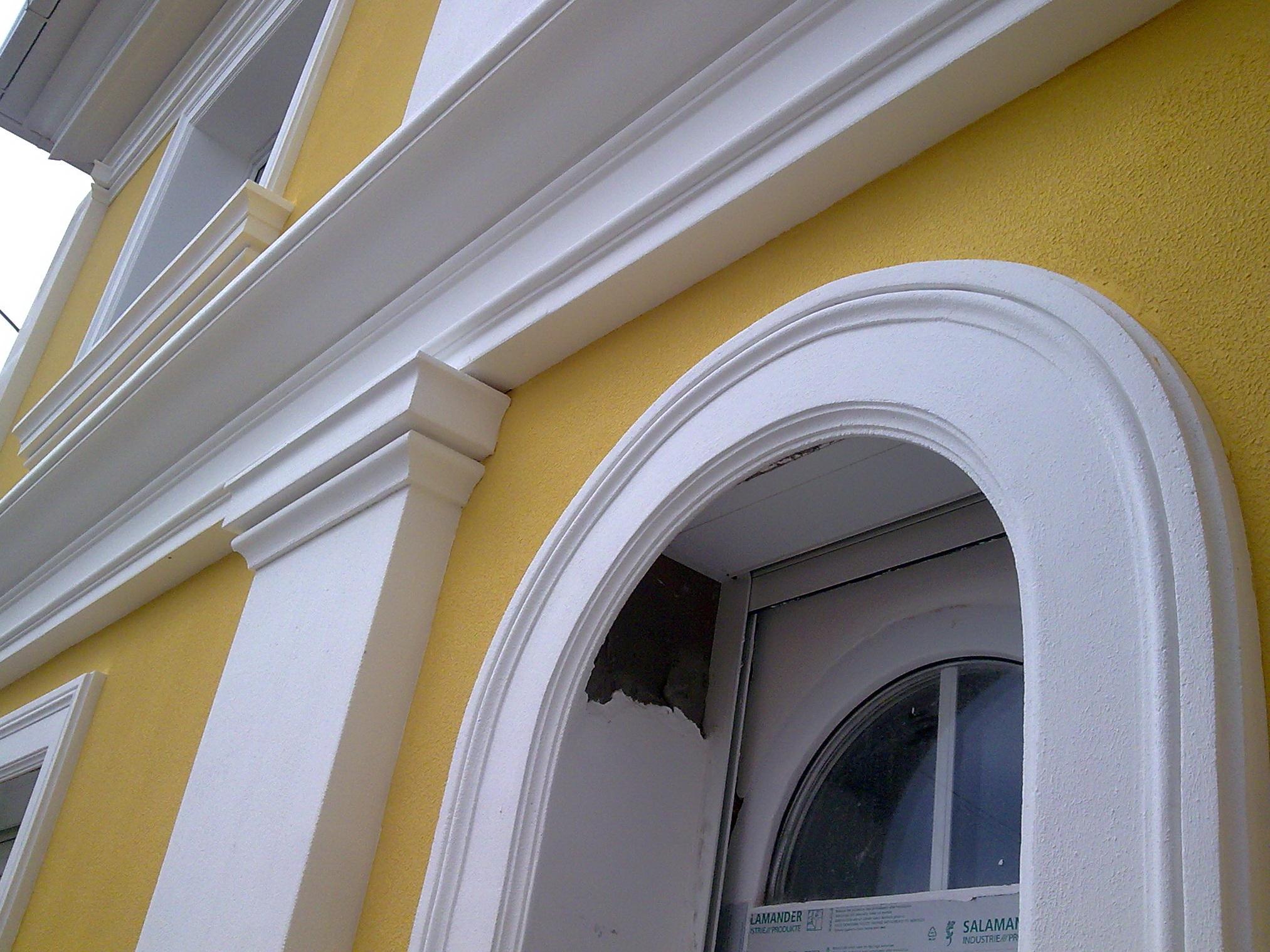 lepnina482 - Фасадный декор из пенопласта своими руками