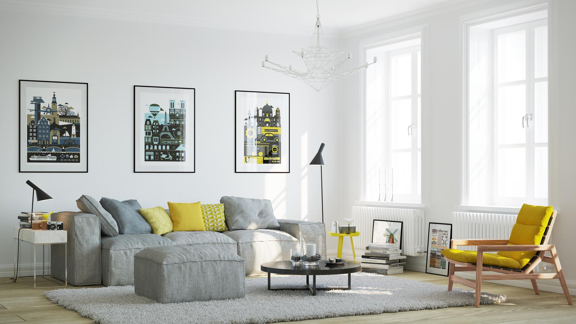 1 - Стили интерьера для маленькой квартиры