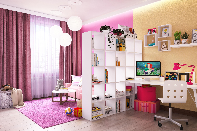 13845475 i - 5 правил обустройства детской комнаты