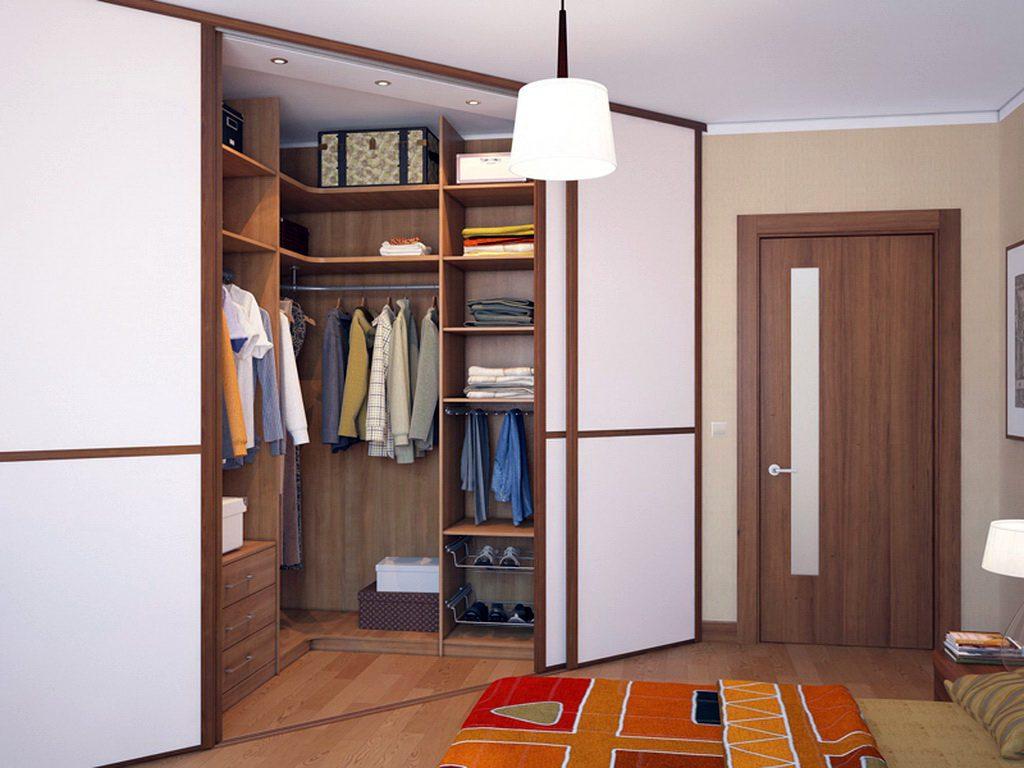 dizajn proektov garderobnyh komnat 41 1024x768 - Гардеробная в квартире