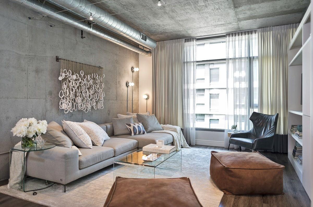 industrialnyj stil v interere - Как оформить интерьер в индустриальном стиле: 5 советов