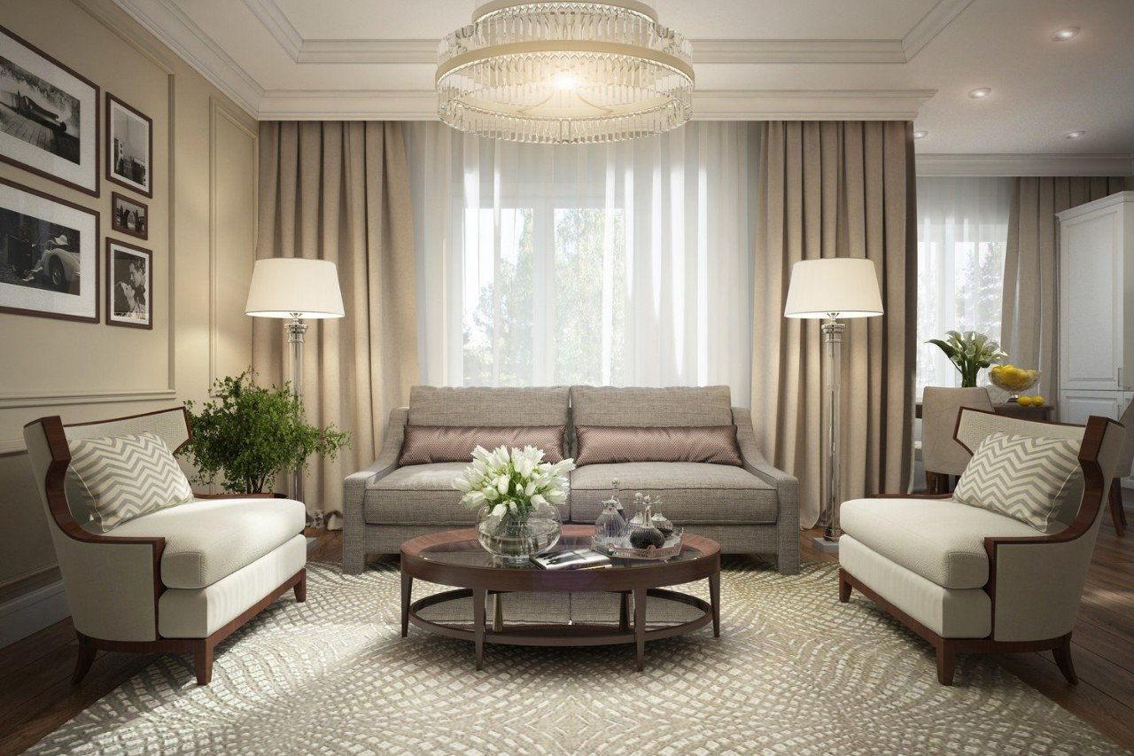 klassic7 - Стили интерьера для маленькой квартиры
