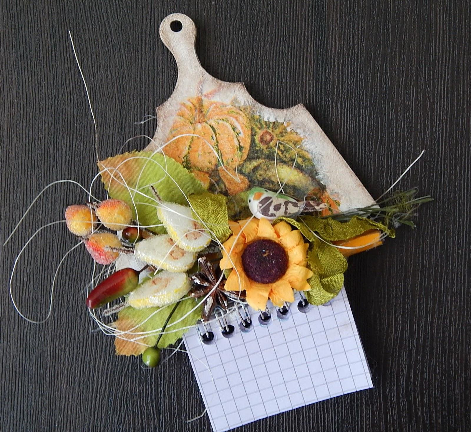 pr urozhajnyj art 035 - Идеи хендмейд-декора для вашего интерьера из подручных материалов