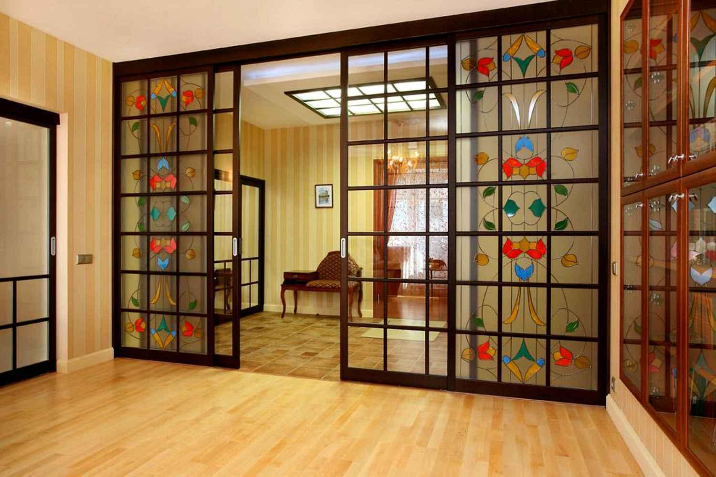 vitrazhi dveri 2  min - Идеи и советы для вашего ремонта