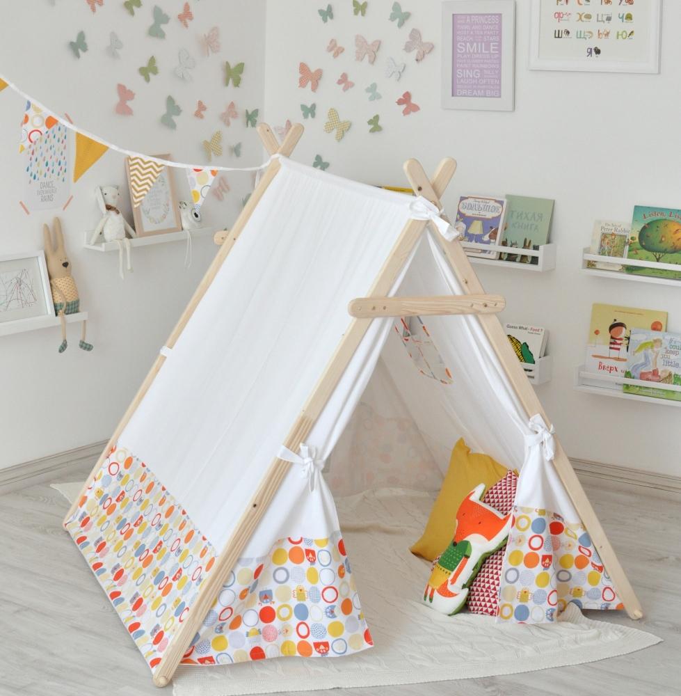 domik palatka - Как сделать детский домик