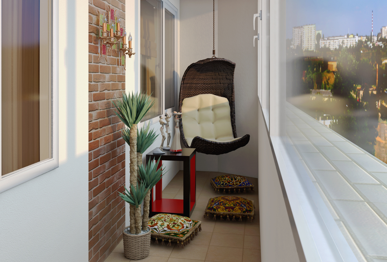 krasivye balkony 20 krutyh idej - Идеи для оформления балкона